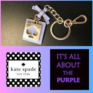 Kate Spade ♠️ Key Chain